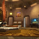 Playful Rawr's Imperial Bedroom – Jedi Covenant