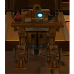 Serving Droid (Astromech)