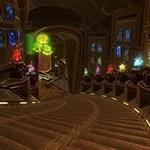 Jei's Jedi Academy - Stairs - The Ebon Hawk