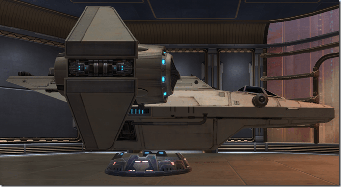 Starship Republic Gunship 2