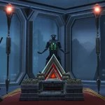 Darth Maylstrom's Sith Chamber - The Bastion