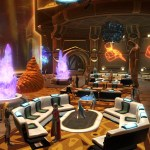 Iphone's Galactic Stonghold: Mainroom – The Harbinger