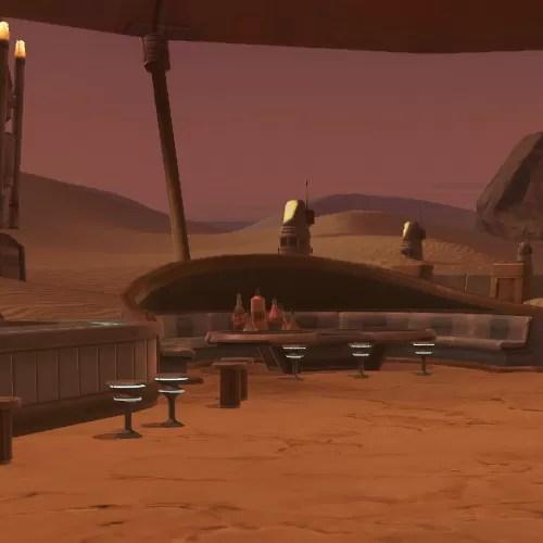 A'vari's Desert Cantina – The Red Eclipse