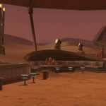 A'vari's Desert Cantina – The Red Eclipse