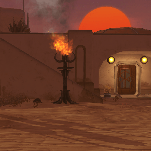 A'vari's Republic War Camp – The Red Eclipse
