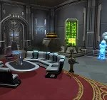 Alwiin's Coruscant Office – The Red Eclipse