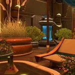 Cnids' Nar Shaddaa Bedroom – The Ebon Hawk