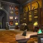 Cnids' Coruscant Yellow Office - The Ebon Hawk