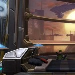 Nerhah's Apartment Bedroom - The Ebon Hawk