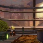 Nerhah's Living Room - The Ebon Hawk