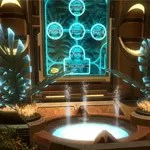 Cnids' Nar Shaddaa Lounge - The Ebon Hawk