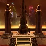 Lusacan's Sith Academy Throne Room – The Ebon Hawk