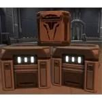 Arrangement: Yavin Crates