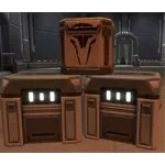 Arrangement: Yavin Crates