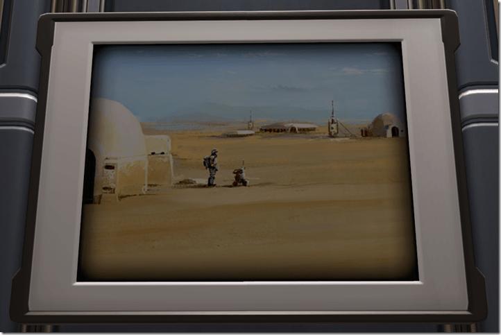 Art Tatooine Landscape 2