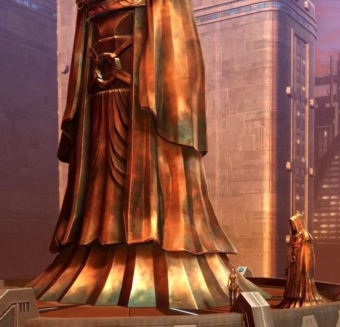 Grand Statue of Revan 2
