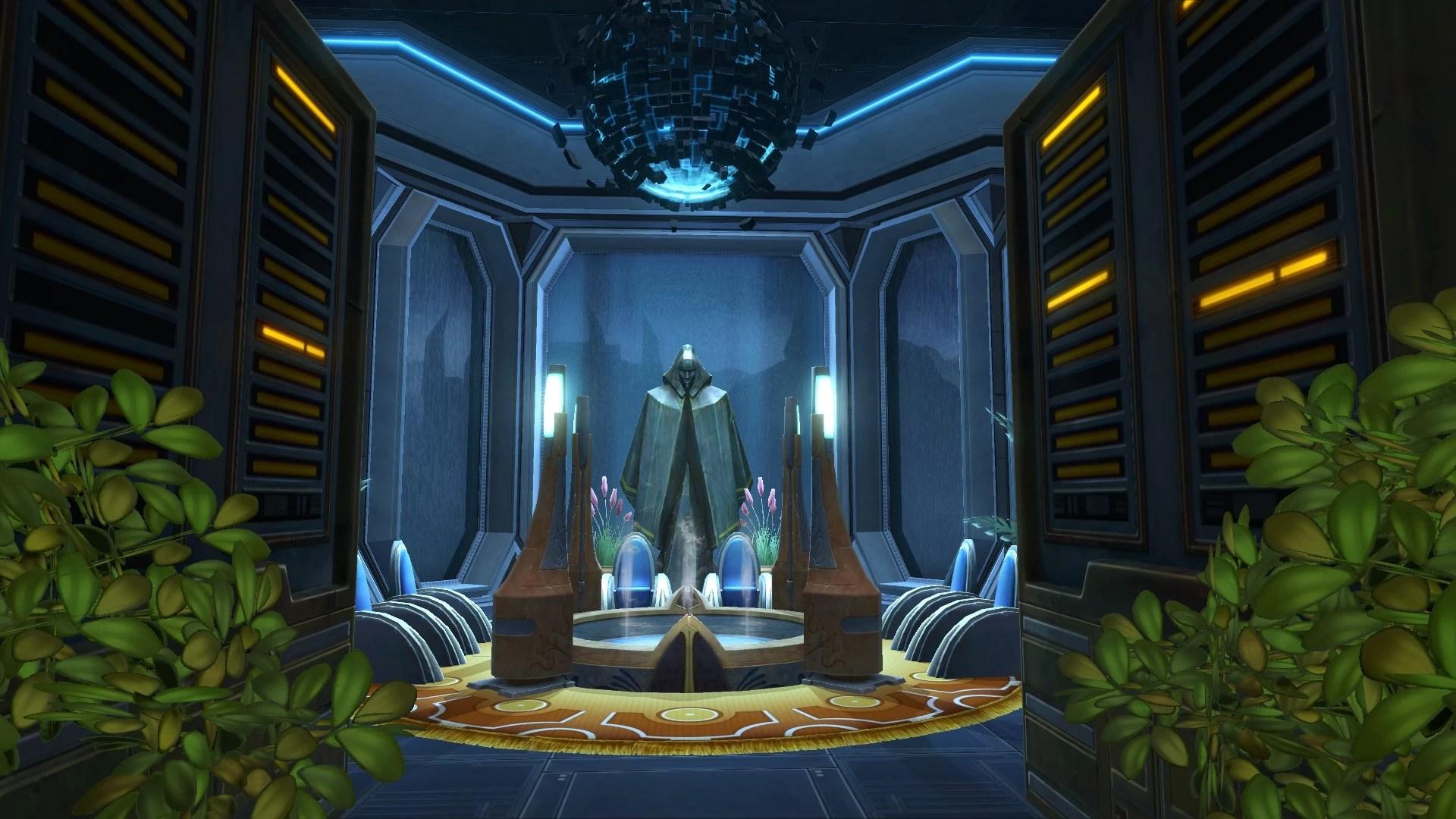 TOR Decorating Caelis Republic Sanctuary The Harbinger