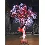 Life Day Holo-Tree (Blue)