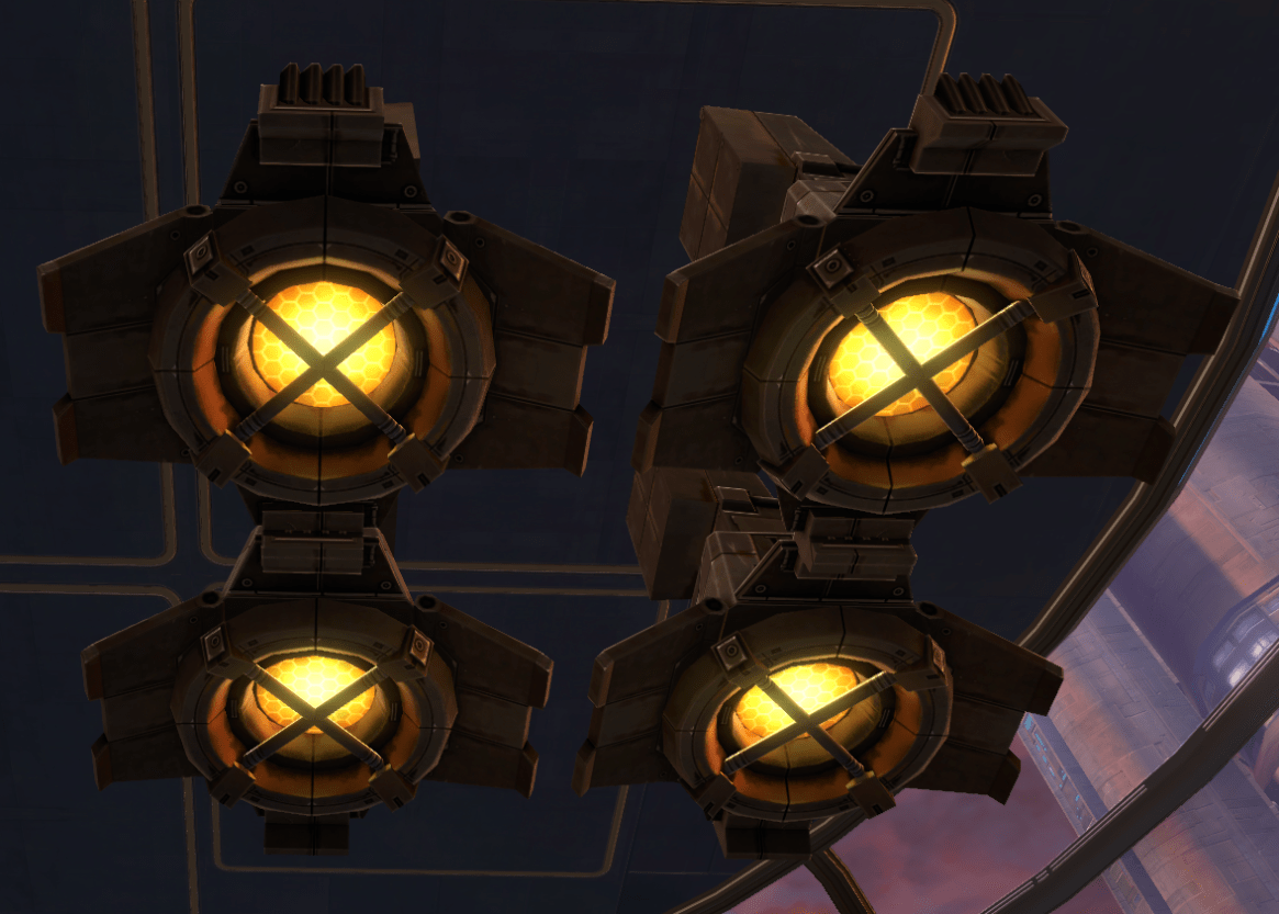 Rishi Ceiling Light