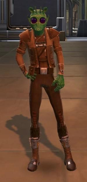 Rodian Citizen (Male) 2