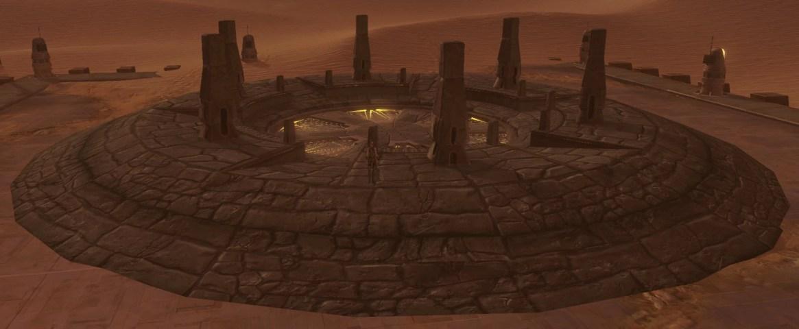 Yavin Combat Arena 3