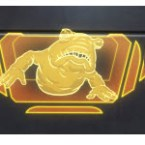 Holo Sign: Frogdog Logo
