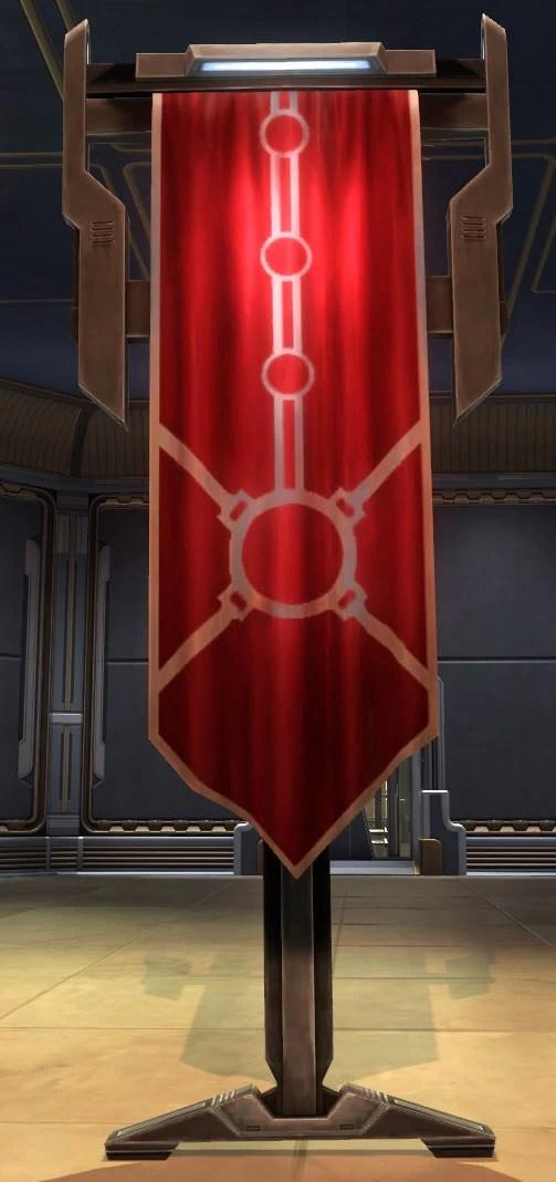 Flag Revanite Standard