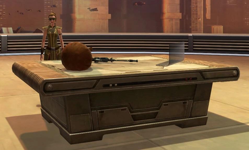 Bounty Table 2