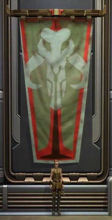 Flag Mandalorian 2