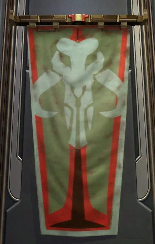 Flag Mandalorian