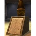 Pottery: Bronze Vase