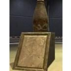 Pottery: Grey Vase