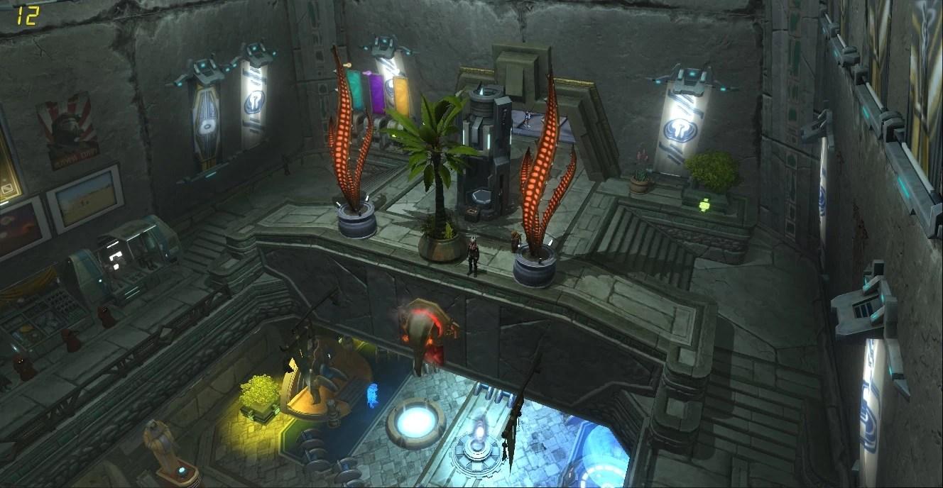 Skew's (aka Holmes The Illustrious) Temple Of Light – Jedi Covenant