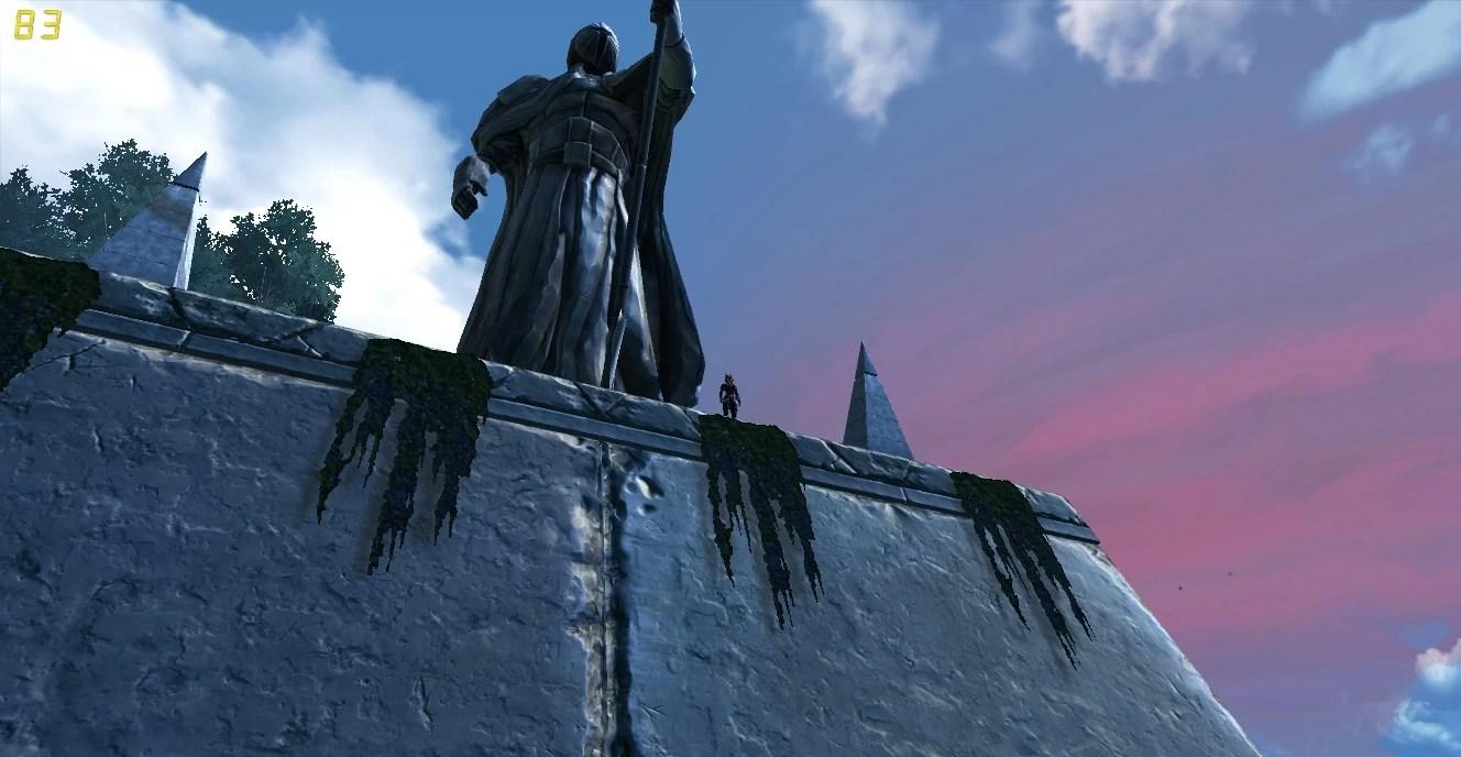 Skew's (aka Holmes The Illustrious) Temple Of Light (Part 2) – Jedi Covenant