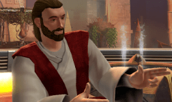 Jaeckel's Jedi Academy – The Harbinger