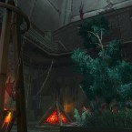 Lyronia's Temple of Darkness – Temple/Sanctuary interiors – The Red Eclipse