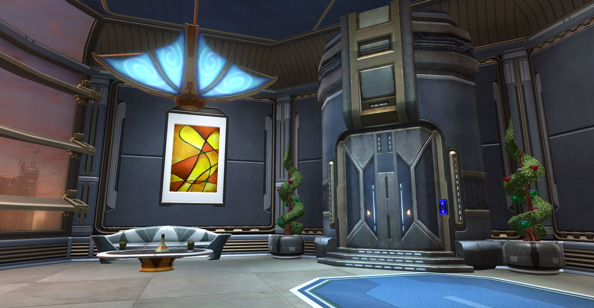 Aiara's Chamber of Truth 9 – Begeren Colony