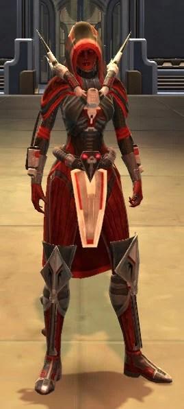 Pureblood Sith Lord (Female)