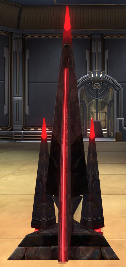 TOR Decorating  Sith Temple Hall Light SWTOR