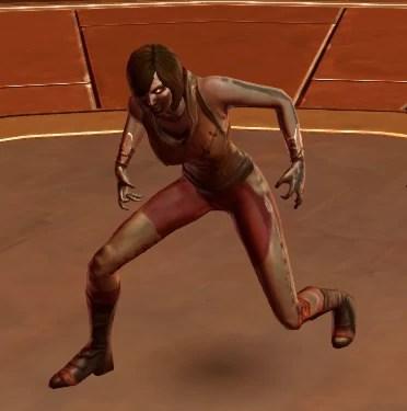Plaguebearer Female 2