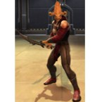 Rakata Warrior