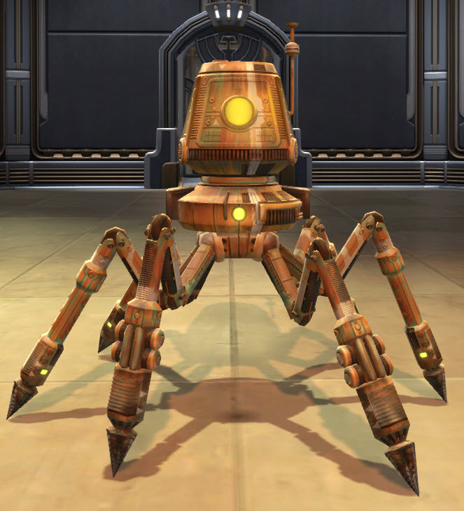 Salvage Droid