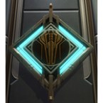 Sign: City of Zakuul (Blue)