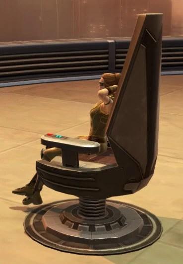 Zakuulan Highback Chair 2