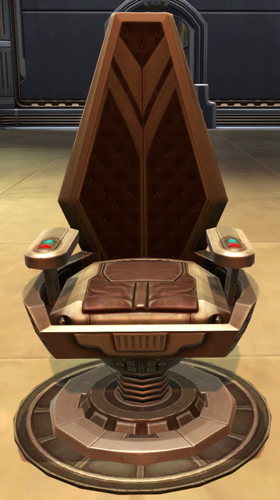 Zakuulan Highback Chair
