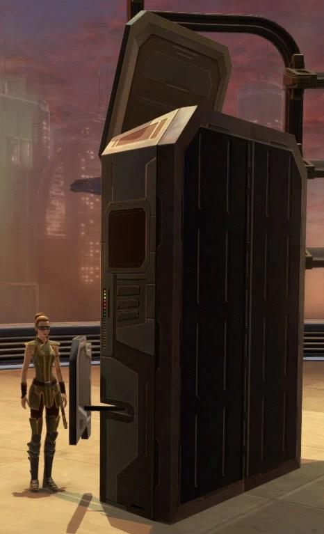Armory Locker (Open) 2