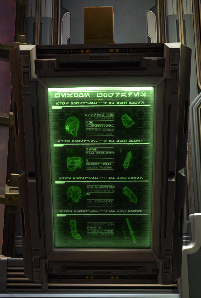 Armory Monitor