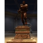 Commemorative Statue of Jace Malcolm
