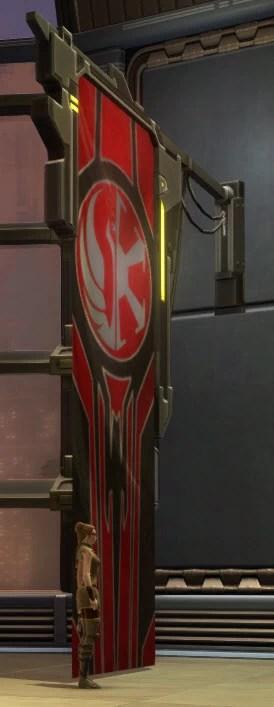 Flag Alliance Hanging 2