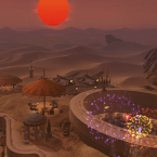 Taiari's Vacation Retreat: Dining and Entertainment - The Harbinger